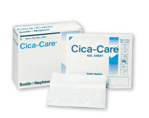 Smith & Nephew Cica-Care™ Adhesive Silicone Gel Sheets