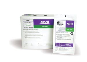 Ansell Encore® Powder-Free Sterile Surgical Gloves