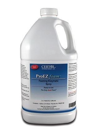 Certol Proez™ Foam Foaming Enzymatic Spray