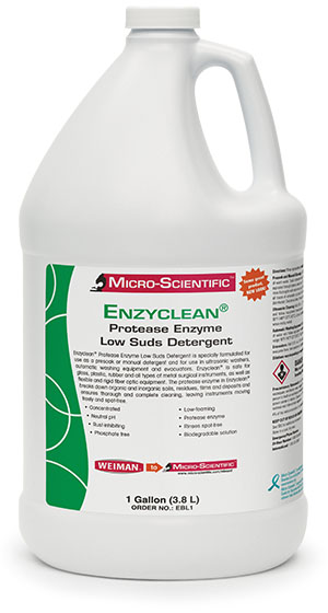 Micro-Scientific Enzcylean® Protease Enzyme Detergent
