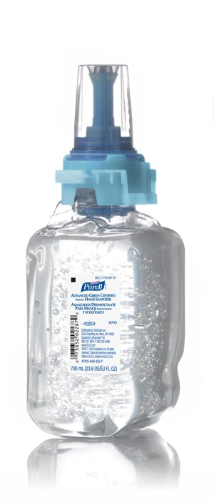 Gojo Purell® Adx-7™ Advanced Green Certified Instant Hand Sanitizer