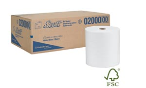Kimberly-Clark Hard Roll Towels