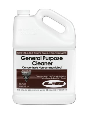 L&R General Purpose Cleaner Concentrate - Non Ammoniated