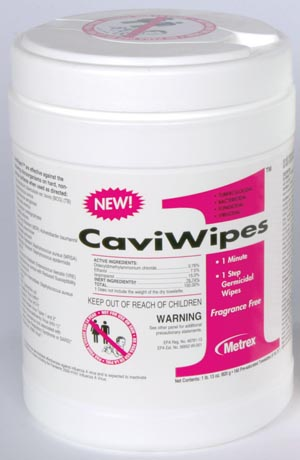 Metrex Caviwipes1™ Surface Disinfectant