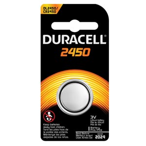 Duracell® Procell® Lithium Battery
