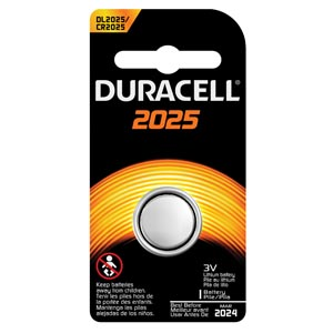 Duracell® Security Battery