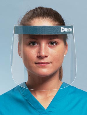 Mydent Defend Face Shields