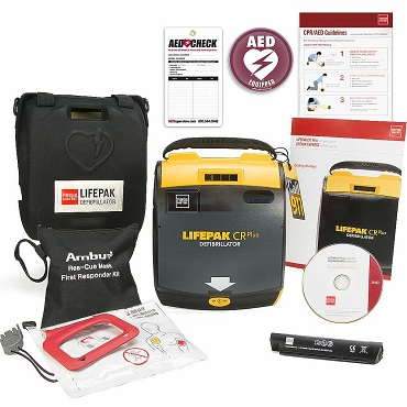Physio-Control LIFEPAK CR® Plus defibrillator AED