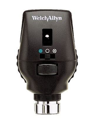 Welch Allyn Halogen Coaxial Ophthalmoscope