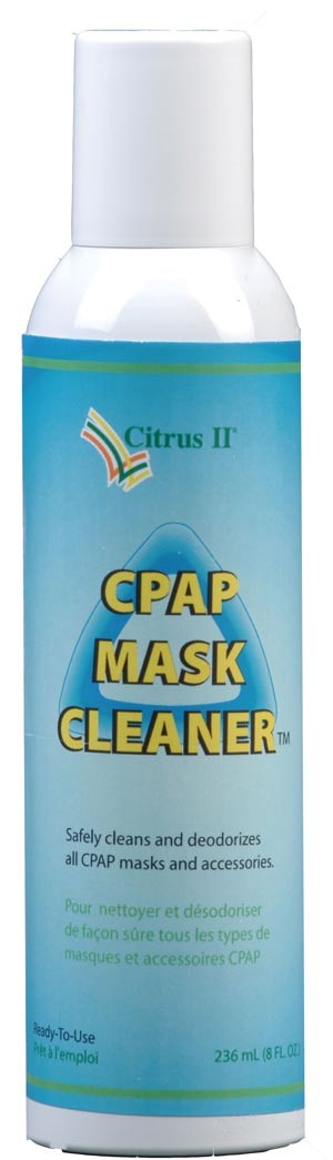 Beaumont Citrus Ii Cpap Mask Cleaner