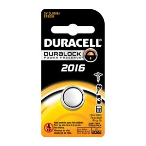 Duracell® Electronic Watch Battery