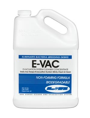 L&R E-Vac Evacuation System Cleaner Concentrate