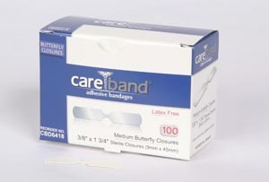 Aso Careband™ Butterfly Closure Bandages